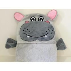 Manta hipopótamo